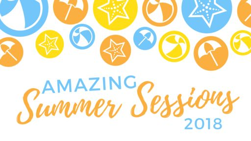 aMAzing Summer Sessions 2018