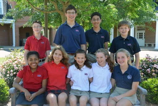 Nine Students Recognized by Duke TIP