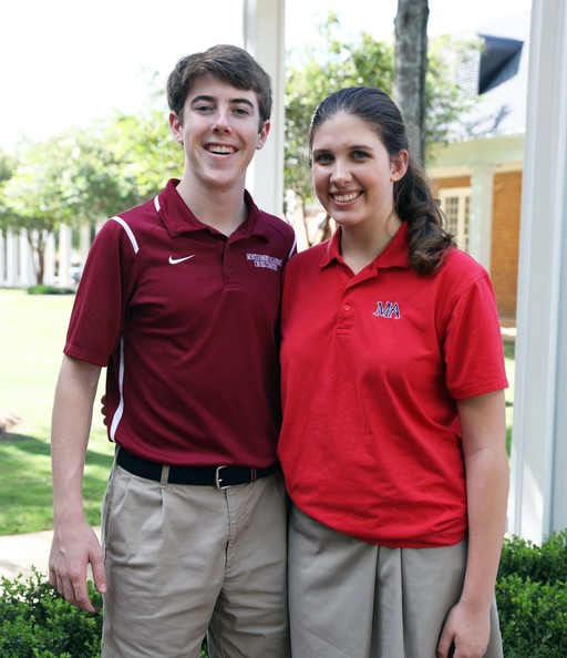 Two Students Named National Merit Semifinalists