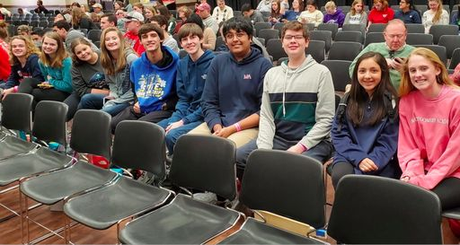 Students Compete in Regional Science Olympiad