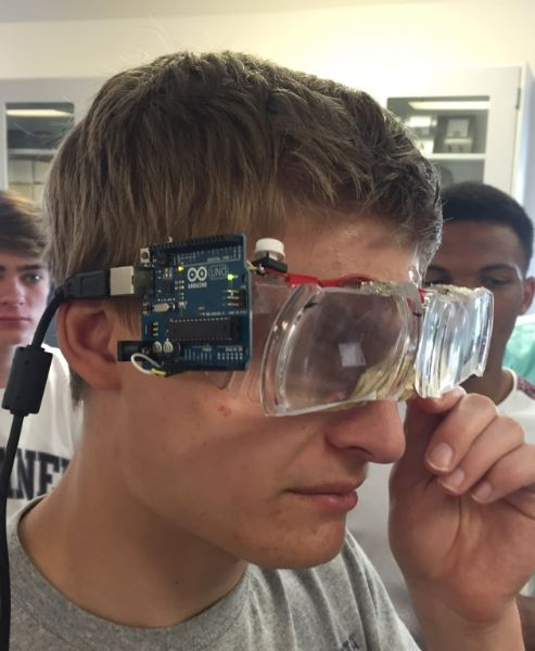 Upper School STEM-a-thon