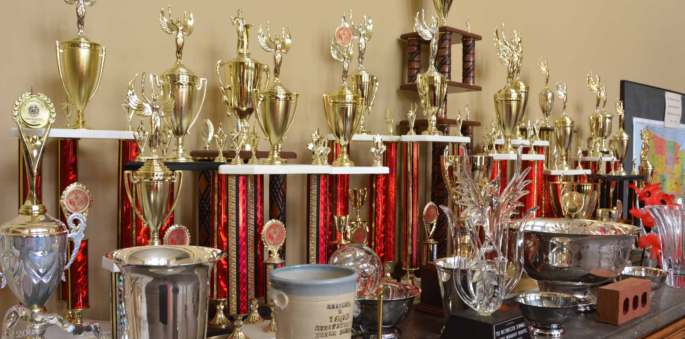 Speech & Debate Trophies